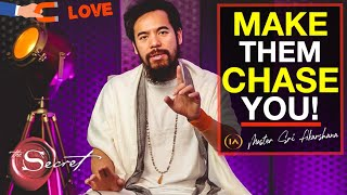 STOP Chasing Love and Relationships - Instead do This! [Make Them Chase You!!]