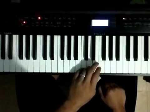 Tagalog Piano Leson Basic Chords Kahit Wala Kang Chordchart!