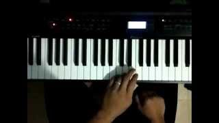 Tagalog Piano Lesson: Chord Patterns Part 2 (Accompaniment / Instrumental)