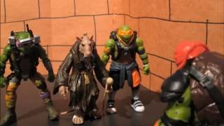 TMNT: The Calm Before The Storm STOP MOTION (WARTV14 CONTEST ENTRY)