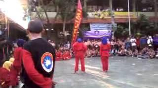 BARA MATAHARI Demo/Atraksi di SMPN 16 Kota Tangerang