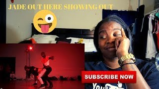Jojo Gomez Dance Choreography | In Those Jeans   Ginuwine | Reaction