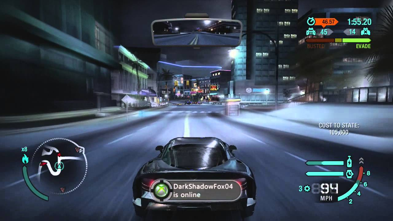 Hasil gambar untuk Need for Speed - Carbon - Collector's Edition