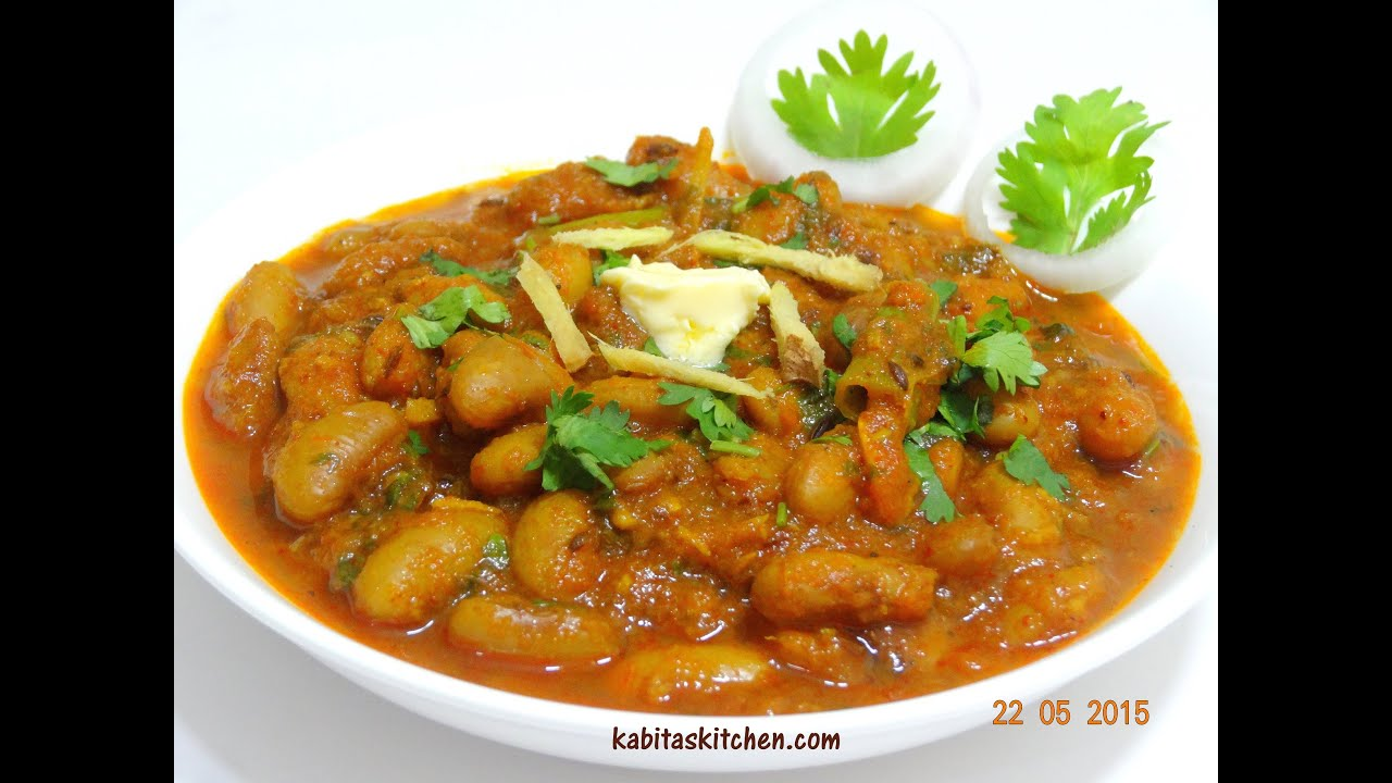 Rajma Masala Curry-Punjabi Rajma Masala Recipe-How to make Perfect ...