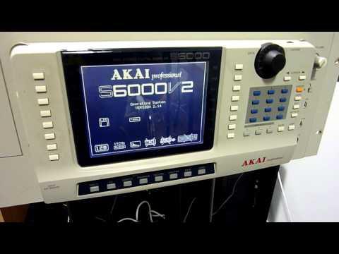 Ebay Auction for AKAI S6000