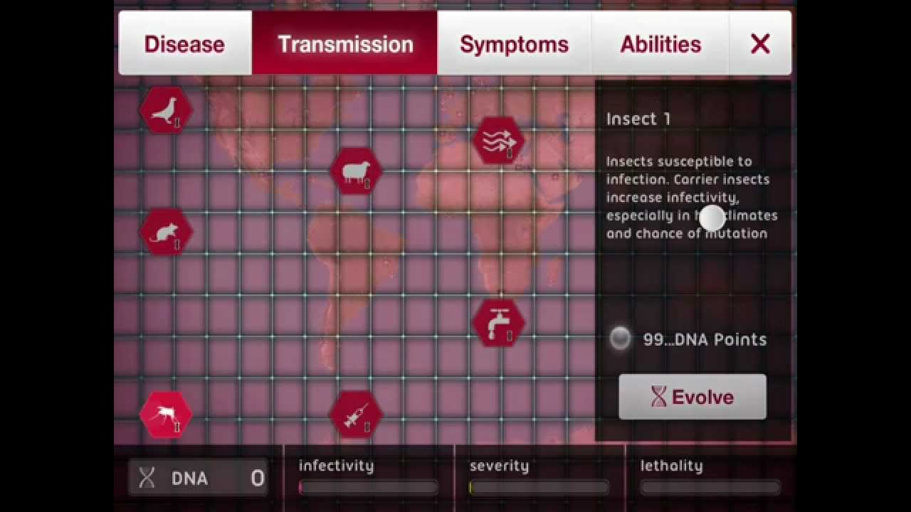 Plague Inc Hack iOS Android - RoomSofts.Com - Mod