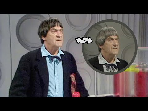 Dark Haired Troughton - The Two Doctors