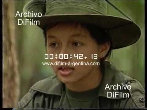 DiFilm - Informe mujeres guerrilleras en Colombia (1997)
