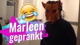 Marleen Prank in ihrem Zimmer / 8.11.17 / MAGIXTHING