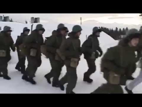 Massive surprise drills launched in Arctic