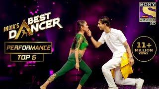 Download lagu Adnan और Shwetha के बीच हुआ एक मज़ेदार Dance Battle!   India's Best Dancer   Best Of Top 5