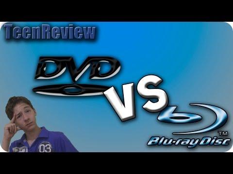 A Diferença entre DVD e Blu-ray