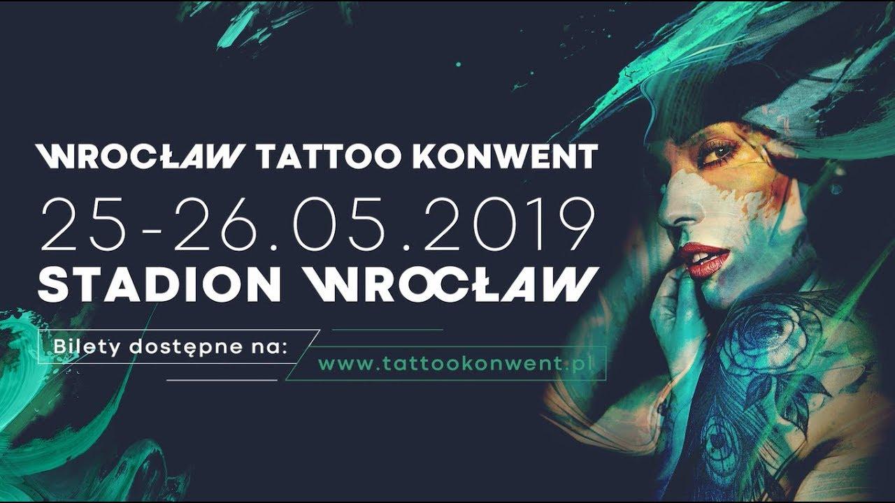 Wrocław Tattoo Konwent 2019   Promo Spot - YouTube