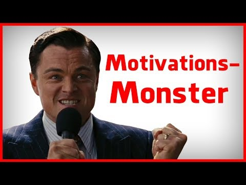 Unglaubliche Motivation entfesseln wie The Wolf Of Wallstreet Jordan Belfort