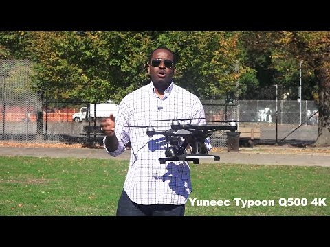 Yuneec Typhoon Q500 4K Drone First-Look
