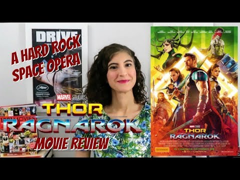 Thor Ragnarok (2017) -  Movie Review (A Hard Rock Space Opera)