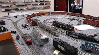 Behind the Scenes Tour at Lionel HQ, Warehouse & Company Store! Trains!