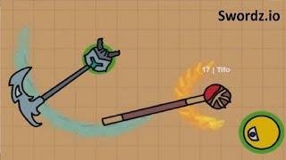 Swordz.io All Levels (Level 17)
