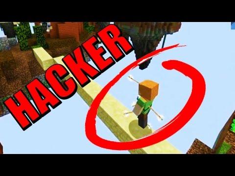 MY FIRST HACKER EXPERIENCE! - Minecraft Money wars #2