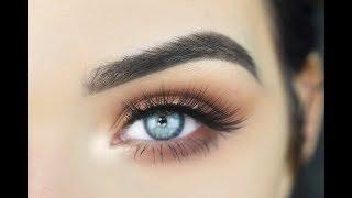 NEW Morphe 24G Grand Glam Palette | Eye Makeup Tutorial