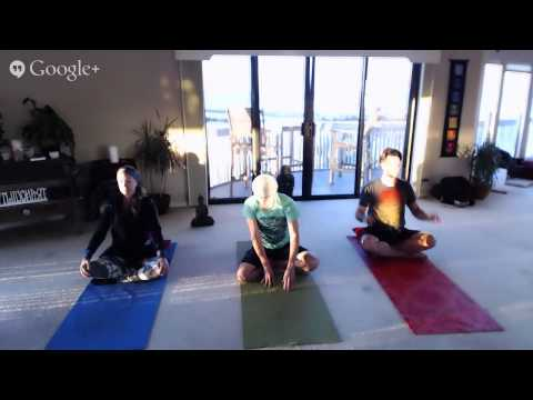 Morning Yoga - #SunriseYogaProject Session - January 2, 2015