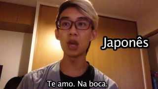 Sotaque Asiático: Japonês, Chinês, Coreano
