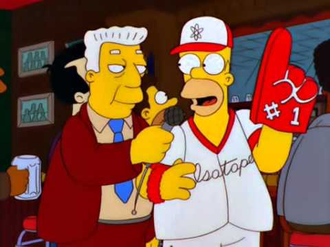 The Simpsons - Isotopes Bandwagoner