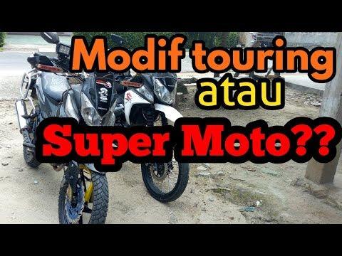Cs1 touring atau supermoto??