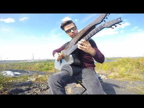 Closer To The Heart - Rush - Harp Guitar Cover - Jamie Dupuis