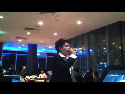 Wedding 20.11.2011 - karaoke entertainment managed by ImpactKTV..MOV