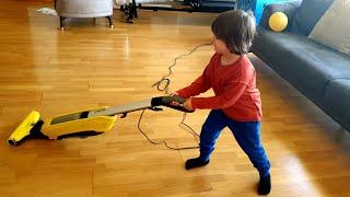 Evi silebilen süpürge,Fatih Selim ile makineyi açtık kurduk kullandık.ev silme süpürgesi aldık