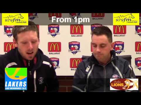 BFNL Football Show Round 16 Previews