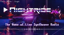 ▶️︎ Nightride FM - Live Synthwave Radio and Virtual Venue 🔊︎