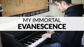 Evanescence - My Immortal | Piano Cover