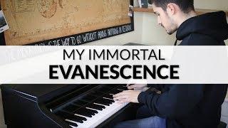 Скачать Evanescence My Immortal Piano Cover