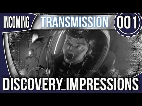 Transmission 01: Star Trek DSC Discussion