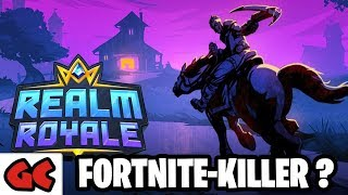 Realm Royale - un tueur Fortnite?