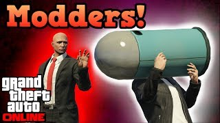Modders and hackers  GTA Online guides