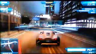 Need for Speed: Most Wanted - MY MARUSSIA B2 VS HENNESSEY VENOM GT SPYDER MOST WANTED