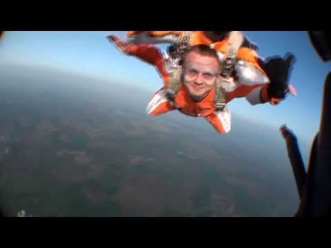 Pojd mi hop 2013 - Hanneskuv prvni skok.. (full version)
