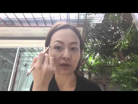 แต่งหน้า ปากส้มแซ่บ - Sophia Make up artist