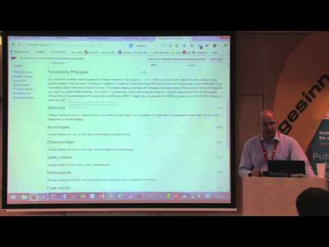 SMWCon Fall 2014, Tutorial 02, Franz Borrmann, Introduction To Semantic MediaWiki