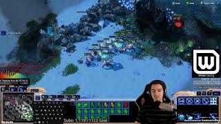 Starcraft 2 Protoss: Casual Disruptor Porn