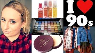 Jak NAPRAWDĘ wyglądał makijaż w latach 90tych