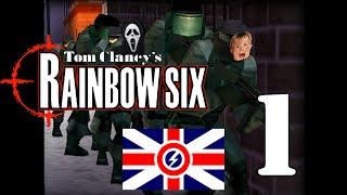 Rainbow Six #1 - Jogo tenso de verdade!