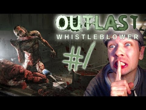 NICE ASS DUDE! | Outlast Whistleblower DLC - Part 1