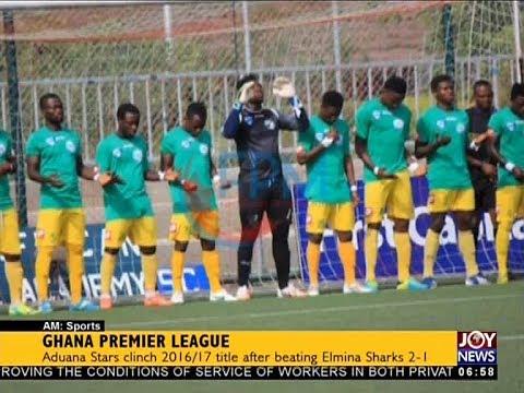 Ghana Premier League - AM Sports on JoyNews (16-10-17)