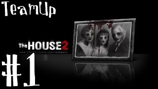 TeamUp: The House 2-Part 1-GHOST FRENZY!!!
