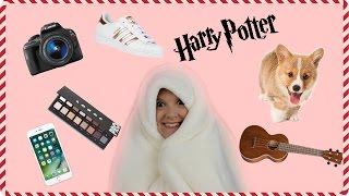 Christmas Wishlist 2016// 50 present ideas for teenage girls!   LifeAsJade