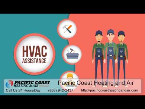Air Conditioning Repair San Fernando Valley - HVAC Contractor - 24 Hour AC Repair Company